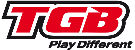 TGB Play different Logo